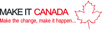 Logo Make It Canada